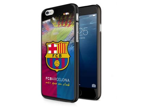 fc barcelona  hard case iphone  hoesje