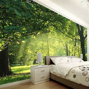 Custom Photo Wallpaper 3D Natural Scenery Wall Decorations ...