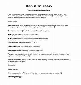 sample business action plan 11 example format With business gov au business plan template