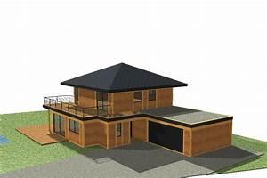 Maison En Bois Construction : constructeur maison ossature bois savoie 73 ~ Melissatoandfro.com Idées de Décoration