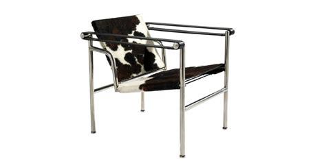lc1 basculant stoel pony le corbusier