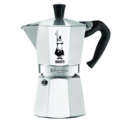 bialetti 174 6 cup moka express illy eshop