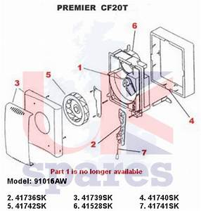 Xpelair Extractor Fan Wiring Diagram