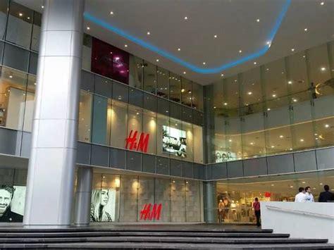 hm quill city mall shopping  kl city centre kuala lumpur