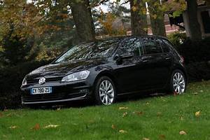 Golf 7 Gtd Noir : essai nouvelle volkswagen golf vii tdi 150 toujours au top ~ Medecine-chirurgie-esthetiques.com Avis de Voitures