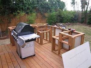 outdoor cooking: bbq island made simple step 1: framing