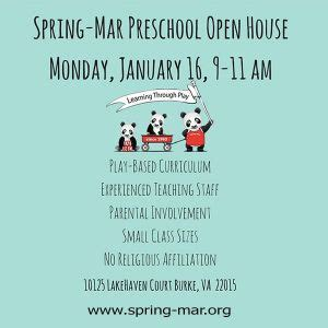 burke bulletin board burke va patch 155 | spring mar open house flier 1484249243 4669