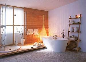 Bad Design Bilder : wellness badezimmer als private spa sch ner wohnen ~ Sanjose-hotels-ca.com Haus und Dekorationen