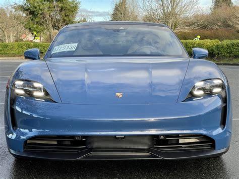 NEPTUNE BLUE Taycan Club   Page 2   Porsche Taycan Forum ...