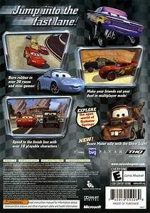 Cars Box Shot For Xbox 360 Gamefaqs
