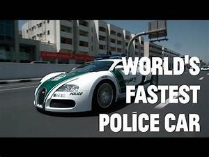 The World's Fastest Police Cars - YouTube