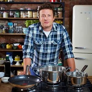 Jamie Oliver Bräter : tefal e79122 jamie oliver induction stielkasserolle mit glasdeckel 33 7 x 19 x 12 4 cm 1 4l ~ Eleganceandgraceweddings.com Haus und Dekorationen