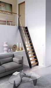 Echelle Pour Escalier : escalier de meunier prix moyen d 39 achat et pose d 39 chelle ~ Melissatoandfro.com Idées de Décoration