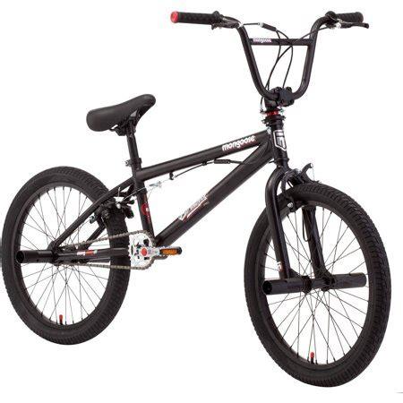 Bike At Walmart 20 Quot Mongoose Brawler Pro Style Boys Bmx Bike Walmart Com