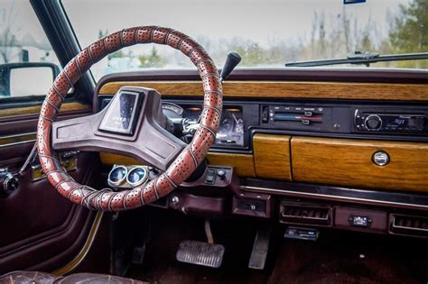 1989 jeep wagoneer interior 1989 jeep grand wagoneer