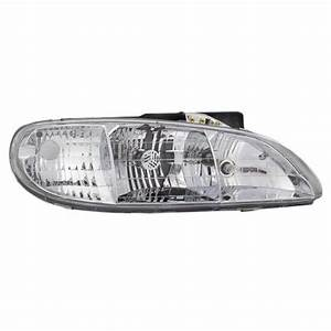 Pontiac Grand Am Replacement Headlights At Monster Auto Parts