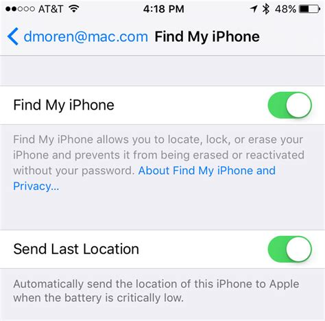 how to name your iphone how to find your lost or stolen iphone ranger03