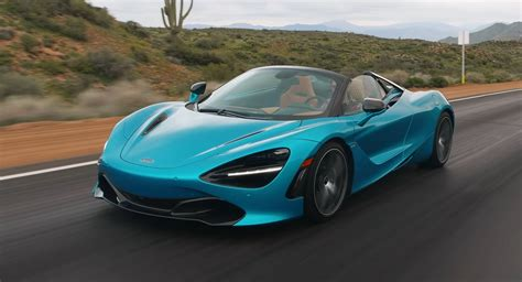 Review Mclaren 720s Spider by Along Came A Spider Reviews Of Open Top Mclaren