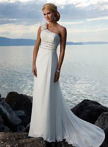 20 unique beach wedding dresses for a romantic beach With wedding dresses beach