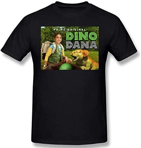 We are to plan make more colorings with dinosaurs. Amazon.com: MountGet Dino Dana Fashion Standard Men's ...