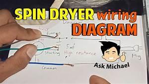 Spin Dryer Wiring Diagram