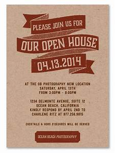 open house business invitations quotes 6zd83b0y hariii With wedding invitation opening quotes