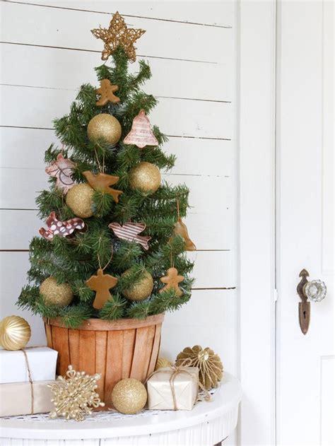 arboles de navidad decoracion de mesa  arbol pequeno
