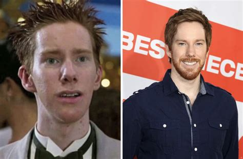 chris owen the sherminator 90s stars then and now
