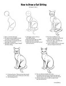 how to draw a cat step by step cats how to draw a cat