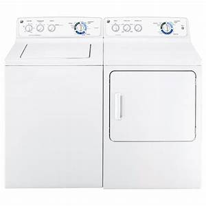Ge Gtwn2800dww 3 9 Cuft White 27 U0026quot  Top Load Washer