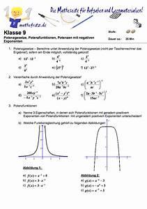 Potenzen Berechnen Ohne Taschenrechner : potenzgesetze aufgaben mit l sungen matheaufgaben zu potenzgesetzen ~ Themetempest.com Abrechnung