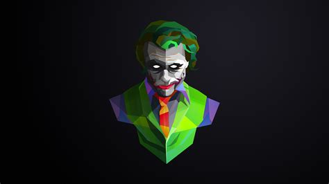 wallpaper joker artwork hd creative graphics