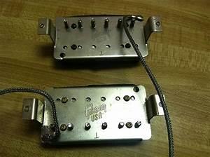 Gibson 490r  U0026 490t Humbucker Quick
