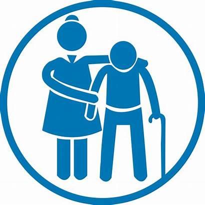 Care Clipart Nursing Clip Aged Mark Carers