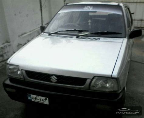 suzuki mehran vx  car  sale  islamabad