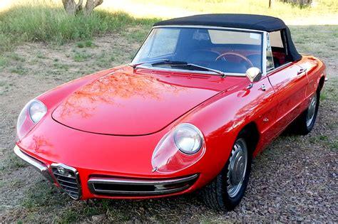 1967 Alfa Romeo Duetto Convertible 188587