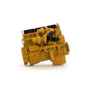 cat c15 cat 1 12 scale c15 acert engine 55139 catmodels
