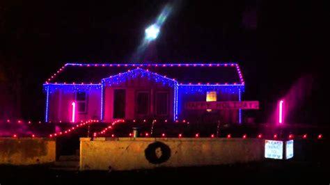 christmas lights on commercial street st joseph mo i