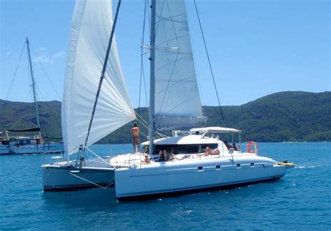 Catamaran Sailing Adelaide by Whitsundays Adventure Sailing Australia Backpackers
