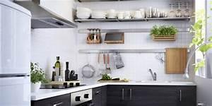 astuces gain de place petite cuisine marie claire With meuble gain de place cuisine 2 petite cuisine 12 astuces gain de place cate maison