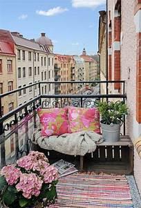 Tapis D Extérieur Pour Terrasse : les plus beaux fleurs de balcon en 47 images ~ Teatrodelosmanantiales.com Idées de Décoration