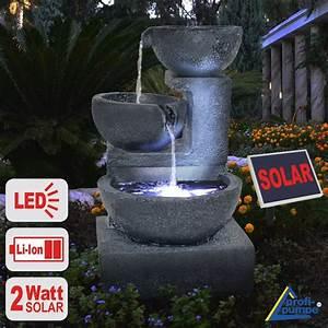 Solar Springbrunnen Garten : 9 besten solarbrunnen solar springbrunnen bilder auf ~ A.2002-acura-tl-radio.info Haus und Dekorationen