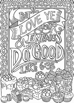 luke  coloring page spiritual drawing