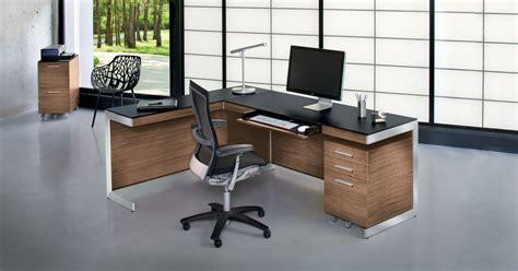 Office Desk Home Office by Modern Home Office Desks Computer Desks Bdi Furniture