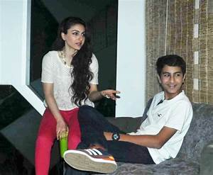 After SRK's son Aryan, Saif Ali Khan's son Ibrahim ...