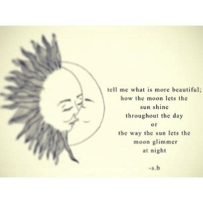Sun And Moon Quotes Moon Quotes Sun Moon And Sun On