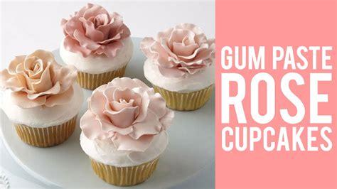 kitchen tea ideas gum paste cupcakes