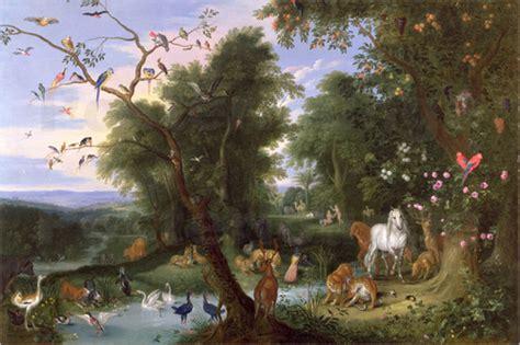 Jan Van Kessel Der Garten Eden Poster Online Bestellen