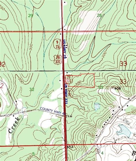 Dry Creek Campground Land For Sale In Luverne Crenshaw