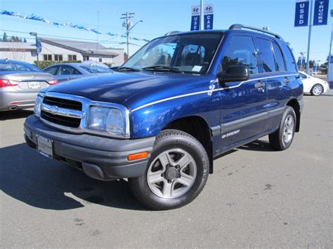 95 This 2004 Chevy Tracker Is A Hard To Find Low Price